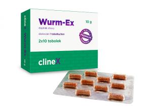 Wurm Ex příbalový leták