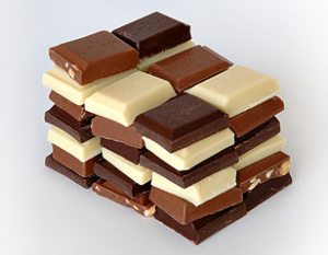 Co sezbylou čokoládou