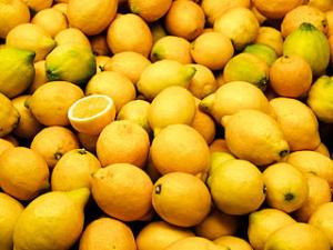 Citron acukrovka