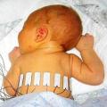 Monitory dechu pro miminka