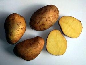 Zdravotní účinky brambory na pleť