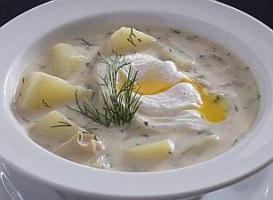 Polévka kulajda