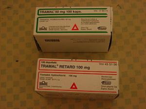Lék Tramal