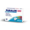 Léky obsahující paracetamol