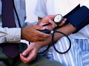 Krevní tlak podle věku