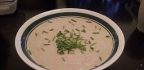 Květáková polévka podle naší babičky